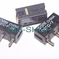 Promo Murah Tombol Mouse / Mouse Micro Switch Omron D2Fc-F-7N Termurah