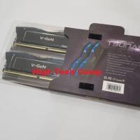 Promo Murah Ram V-Gen Gaming Tsunami Ddr4 16Gb-2666 Cl 16 1.2V (8Gbx2)