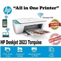 Promo Murah Printer Hp Deskjet 2623 All In One Printer Wi-Fi Print