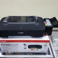 Termurah Printer Canon Ip 2770 Ip2770 + Infus Tabung Box Best Seller