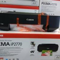 Best Seller Printer Canon Pixma Ip2770 ( Tanpa Tinta ) Berkualitas