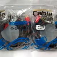 Termurah Kabel Hdmi/Hdmi 5Meter Promo Murah