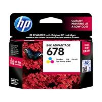 HP 678 Colour Printer Cartridge