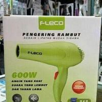 Terlaris Hairdryer Fleco F 212 600 W Pengering Rambut Salon Promo