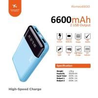 Power Bank JETE 6600 Romeo