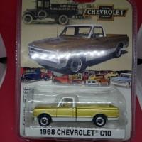 Greenlight Diecast Anniversary Series 3 Chevrolet 1968 Chevrolet C10
