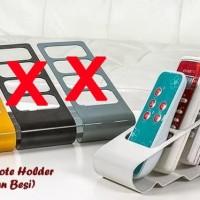 New Remote Holder Bahan Besi (Tempat remote, Kokoh, Gak Lemes) 0479