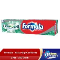 FORMULA PASTA GIGI CONFIDENT 160gr