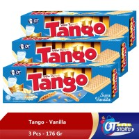 WAFER TANGO VANILLA 176GR [ISI 3PCS]