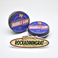 Pomade 79 Water Based Bubble Gum Madness 2 Oz