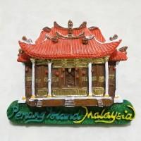 Magnet Kulkas Penang Island Malaysia