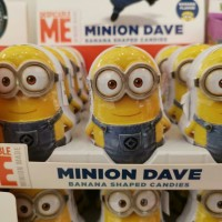 MINION DAVE BANANA SHAPED CANDIES U.S.A