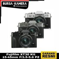 Fujifilm XT30 Kit 15-45mm F/3.5-5.6 PZ