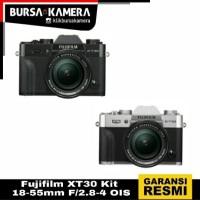 Fujifilm XT30 Kit 18-55mm F/2.8-4 OIS