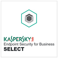 Kaspersky Endpoint Security for Business - Select New 1 Yr Corp(30Dvc)