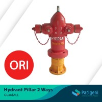 Fire Hydrant Pillar Two Ways GuardALL