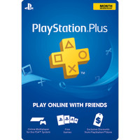 Voucher PSN Playstation Plus 3 Month US Region | 3 Bulan