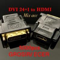DVI TO HDMI 24+1 / DVI 24 + 1 KONEKTOR / CONNECTOR / CONVERTER