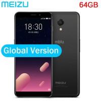 Original Meizu M6s mblu S6 Global Version Exynos 7872 Hexa Core 3GB