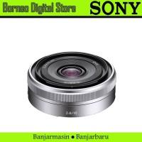 Sony Lens 16mm F2.8 Garansi Resmi