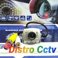 promo Paket Cctv Mini infrared plus kabel 20 mtr siap live di TV