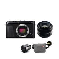 Fujifilm X-E3 Body Only + XF 35mm f1.4 - Bazzar