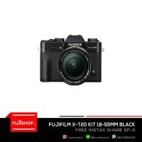 Fujifilm X-T20 XF 18-55mm Resmi Fujifilm Indonesia