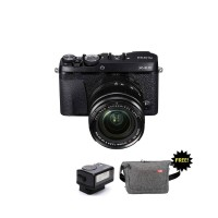 Fujifilm X-E3 kit XF 18-55mm - Black