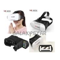TERBARU VR BOX 2.0 BOX 3D VIRTUAL REALITY GLASSES SMARTPHONE TERMURAH