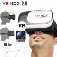 TERKINI VR BOX 2.0 BOX 3D VIRTUAL REALITY KEKINIAN