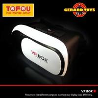 TERBARU KACAMATA VR BOX 3D VIRTUAL REALITY 2.0 KEREN BANGET LIMITED