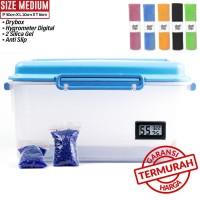 Harga elite drybox size medium dry box kamera dslr mirrorles silica   antitipu.com