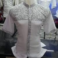 Real Pict Recommended Baju Koko Pria Al Ihsan Lengan Pendek