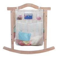 New Brand Foldable Baby Thing Organizer Crib Cot Bedside Hanging