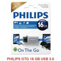 Sale Philips Flashdisk Otg 16Gb Original Berkualitas