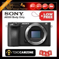 Harga promo awal bulan sony alpha a6500 mirrorless digital camera | Pembandingharga.com
