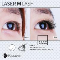 d86dd31d440 New BL Blink Laser mink Lash M 0.20 Mix Size eyelash extension