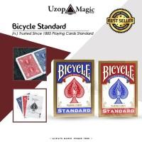 Bicycle Standard Kartu Remi kartu poker kartu poker mainan
