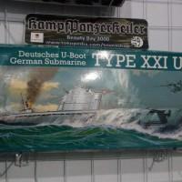 1/144 U-boat Type XXI U 2540 Revell [rare/discontinued]