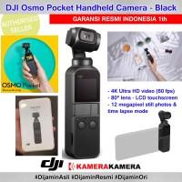 DJI Osmo Pocket Stabilizer Camera Garansi Resmi Indonesia Ready Stock