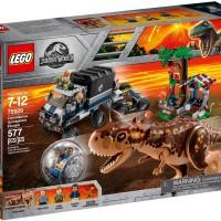 LEGO 75929 - Jurassic World - Carnotaurus Gyrosphere Escape