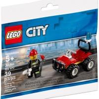 LEGO 30361 - Polybag - Fire ATV