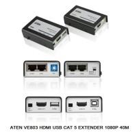 ATEN VE803 HDMI USB CAT 5 EXTENDER 1080P 40M