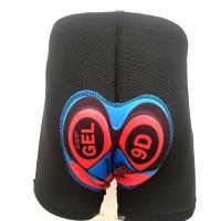 Celana Dalam Sepeda Pria / Men Cycling Underwear, Padding Gel Import