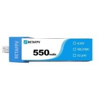 BetaFPV Lipo Battery 550mAh 1S 3.8V LiHV