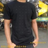 Kaos Pria Cotton 30s Kalibre 980494 999 Original