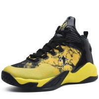 Men Basketball Shoes for Sport Sneakers Mens Breathable Air Cushion La