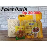 Paket gurih / aviko / nidia / frozen food