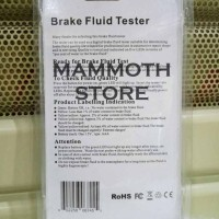 Brake Fluid Tester Alat Tester Minyak Rem Mobil asli