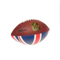 UK Version Bola Rugby American Football Original the Duke Wilson NFL